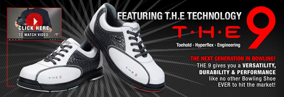 Dexter Bowling Shoes - The Official website for Dexter Bowling