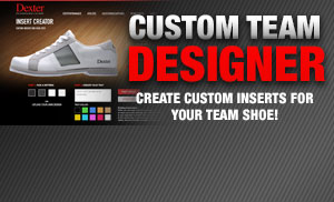 Click here to create your own custom Team shoe insert