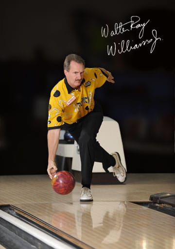 Walter Ray Williams, Jr. bowling