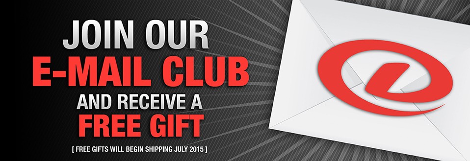 Join Our Email Club!