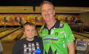 Walter Ray Williams, Jr. highlights a young bowler's trip to the TOC